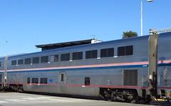 Amtrak 32012 (zargoman) Tags: seattle railroad travel car train amtrak transportation passenger superliner amtk