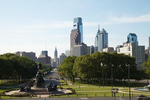 Philadelphia Skyline by Rob Shenk, on Flickr