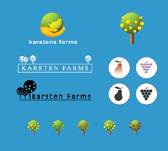 """Karsten farms Logos and Icons • <a style=""""font-size:0.8em;"""" href=""""http://www.flickr.com/photos/10555280@N08/7248898064/"""" target=""""_blank"""">View on Flickr</a>"""