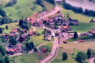 _15_00023b - Village de Montbovon, Intyamon, alt. 797m.