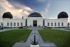 star venue (souk1501) Tags: california usa architecture d50 evening la losangeles nikon science sundial observatory griffithobservatory