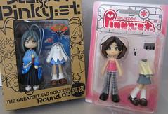 The last 2 Pinky Streets I am buying (MurderWithMirrors) Tags: dolls maya pinkyst pinkystreet round2 mwm saachin pk012