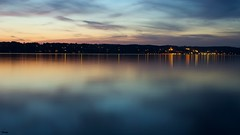 #147 Starnberg Dusk (flickranet) Tags: longexposure sunset red sky lake reflection green rot colors beautiful yellow night contrast canon reflections germany bayern deutschland bavaria see blurry colorful sonnenuntergang nightshot nacht bokeh dusk 28mm himmel bank gelb redsky starnberger starnberg ufer blurr f8 mystic starnbergersee mystisch abendrot twillight abendstimmung reflektionen yabbadabbadoo unschrfe grun 60d starnberglake canonef28mmf18usm canon60d flickraward fruhling dammerung canonef28mm118 canoneos60d canonef28mm118usm flickraward5 flickrawardgallery flickrstruereflection1 flickrstruereflection2 flickrstruereflection3 flickrstruereflection4 dammern flickranet starnbergdusk