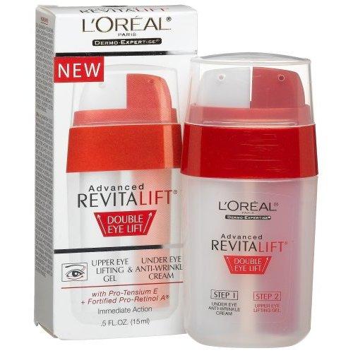 巴黎欧莱雅 L'Oreal Paris Advanced RevitaLift复颜双重提拉紧致眼霜使用S&S后$10.19