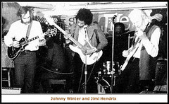 Jimi&JohnnyWinter@The Scene (Doctor Noe) Tags: with bass blogs fender jimi jimihendrix guitarworld johnnywinter noegold sceneclub billnitopicollection feb69 doctornoesgadget guitarworld88 1985specialjimihendrixtribute march1988theunpublishedhendrix