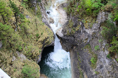 Pöllatschlucht Gorge Photo