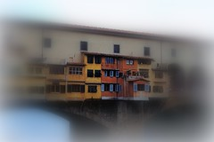 Florence Ponte Vecchio 2 (Carl Campbell) Tags: bridge italy buildings river florence