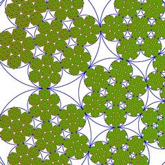 sideEffect (fdecomite) Tags: circle packing math