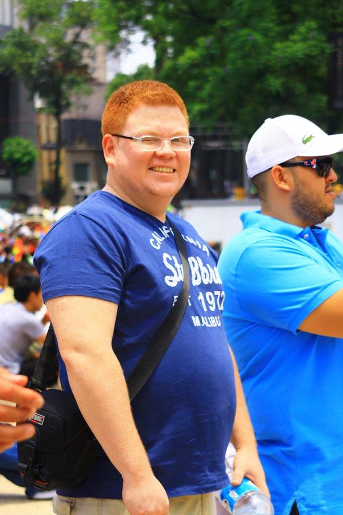 Orgullo Gay Mexico DF 2012 (alitow) Tags: bear gay oso pride chub gaypride