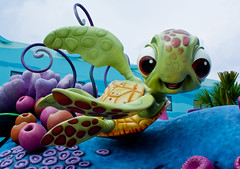 Check This Out! (rcpromike) Tags: hotel orlando florida character disney resort disneyworld squirt wdw waltdisneyworld findingnemo aoa artofanimationresort