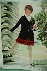 Back to school (<Vicky's Flicks>) Tags: fashion vintage 60s retro 1967 1960s magazines sixties seventeen