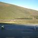 Cyclists Pass Baylough
