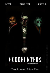 24/52 | Goodhunters (egerbver) Tags: david toy toys star action eger days clones figure parody hunter boba recreation wars 365 weeks bounty remake goodfellas 52 hunters fett greedo redo bossk recreat