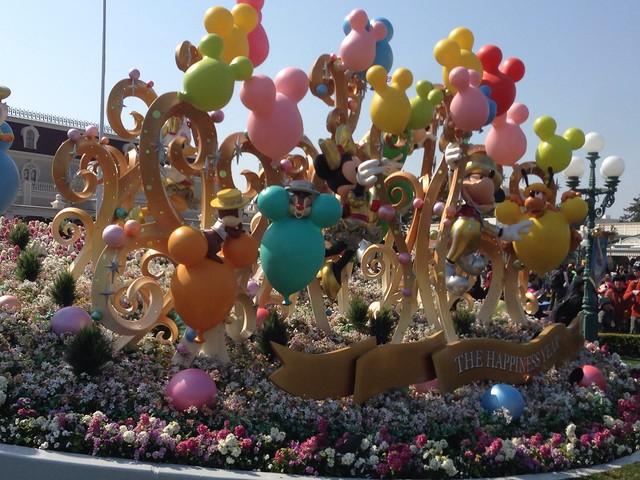 子連れで東京ディズニーランド☆30周年!の写真