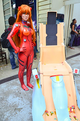 Asuka Langley Soryu (willwdm) Tags: neon cosplay genesis asuka evangelion evengelion otakucompany willwdm