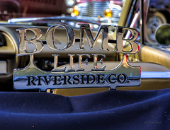 7th Annual Claremont Rockabilly Festival (dmentd) Tags: chevrolet chevy custom bomb