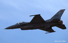 160403_31_MEL_F16 (AgentADQ) Tags: show plane airplane fighter general florida air jet melbourne aerial demonstration falcon fighting viper dynamics 2016 f16c