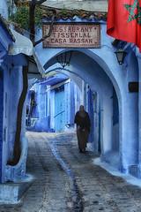 Chefchaouen (collinsad2015) Tags: morocco chaouen chefchaouen bluecity