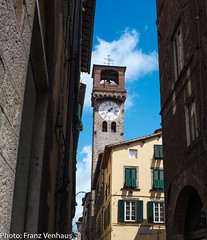 160523_Lucca_Pisa-751846.jpg (FranzVenhaus) Tags: trees italy streets green castles towers churches restaurants lucca it tuscany walls toscana oldtowns