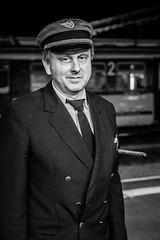 Train Conductor.