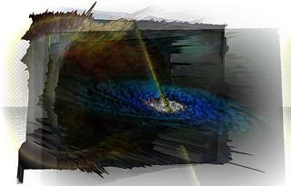 virtual Black Hole