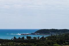 Satsuki Pacific (H.H. Mahal Alysheba) Tags: ocean sea sky japan canon landscape lumix tele fukushima kipon gx7 ef100mm28l efmft