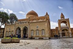 Front view of Vank Cathedral (T   J ) Tags: iran yazd d750 nikon teeje nikon2470mmf28