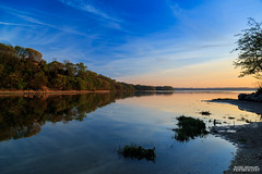 Stony Brook Harbor (Daniel Reinhart) Tags: sunset newyork beach canon reflections dock stonybrook northshore northfork canon6d canonusa teamcanon optoutside