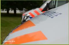 Dutch Police Limburg-Zuid. (NikonDirk) Tags: netherlands dutch mercedes benz foto cops breath nederland police alcohol cop 318 limburg zuid unit analysis cdi politie eenheid analyse hulpverlening nikondirk 64zbpt