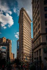Flatiron Building (Stockografie) Tags: usa newyork building fuji landmark flatiron raf xpro1