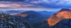 The Beginning of Contours (J McSporran) Tags: landscape scotland glencoe schiehallion buachailleetivebeag