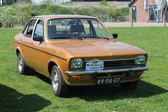 Opel Kadett 1200S  07-1977  89-PX-07 (harry.pannekoek) Tags: opel kadett 1200s 071977 89px07