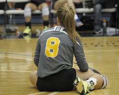 vball vs MCC 177 (John Rothwell) Tags: college sports action michigan grand womens volleyball mcc raiders muskegon jayhawks grcc grandrapidscommunitycollege vballvsmcc