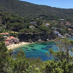 La spiaggia di #forno a #portoferraio nello scatto di @silvia_elba. Continuate a taggare le vostre foto con #isoladelbaapp il tag delle vostre #vacanze all'#isoladelba. http://ift.tt/1NHxzN3  (isoladelbaapp) Tags: rio marina elba porto di campo azzurro portoferraio marciana isoladelba capoliveri visitelba