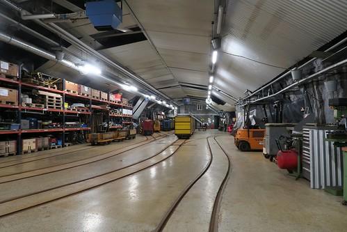 Gonzen Mine - Station Vild