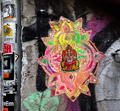 HH-Wheatpaste 2973 (cmdpirx) Tags: street city urban streetart color colour art up wall cutout germany painting paper graffiti chalk stencil nikon paint artist drawing wand wheatpaste paste glue hamburg cement can spray your pasted marker piece aerosol pastup farbe pastie stift kleber reclaim dose wheatepaste schablone kreide pappe kleister spraydose kuenstler d7100