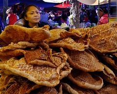Chicharon (jan lyall) Tags: mexico worldheritagesite pork snack sanmigueldeallende deepfried chicharon porkskin