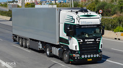 Scania R V8 TL - Titan Translogic (Avramidis_Alex) Tags: truck fridge tl hellas greece lorry camion r gr titan v8 scania frigo refrigerated lkw topline  translogic