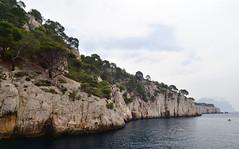 Marseille (makingacross) Tags: nikon marseille calanques water cliffs cote dazur parc national valleys massifdescalanques blue azure cotedazur trees