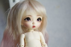Face-up commissions (~Akara~) Tags: face up ball doll faceplate event fairy land bjd fl 16 custom fairyland fee jointed 2016 puki faceup pkf nanuri pukifee