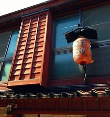 upload (Christine Cho) Tags: japan square traditional squareformat lantern teahouse kanazawa kanasawa kanazawashi iphoneography instagramapp