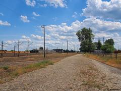 Dbliska stacja kolejowa / The Deblin railway station (darkadi1) Tags: station poland polska railway olympus railwaystation dblin kolejowa stacja stacjakolejowa mzuiko epl6
