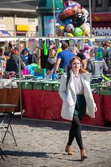 Vappu market (Demppa) Tags: project366 project365 vappu street mayday market portrait people turku finland balloons