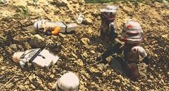 ambushed (lord_nick1227) Tags: starwars lego battle clones custom ambush brickarms