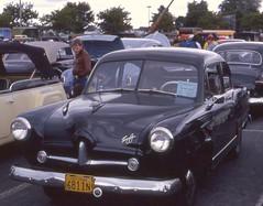 1951 Henry J Standard ( Kaiser ) (carphoto) Tags: kaiser hersheyoldcarfleamarket1989 1951henryjstandard richardspiegelmancarphoto