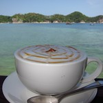 "Cappuccino on the Bay <a style=""margin-left:10px; font-size:0.8em;"" href=""http://www.flickr.com/photos/14315427@N00/6887873156/"" target=""_blank"">@flickr</a>"