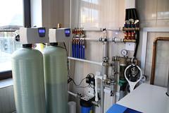газовая котельная в большом частном доме