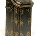 109. Antique Tole Ware Coal Box