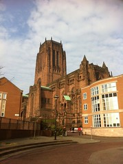 Liverpool Anglican Cathedral (Stephen Whittaker) Tags: sunlight tower liverpool nikon cathedral pov anglican d5100 whitto27