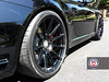 Porsche 997 TURBO Black HRE P43SC Gloss Black